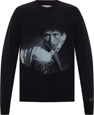 Undercover Printed Sweatshirt Mens Black