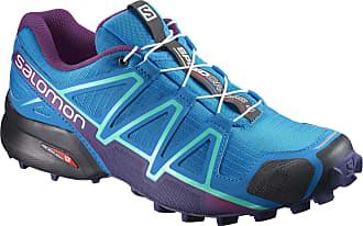 Salomon Tênis Speedcross 4, Salomon, Feminino, Azul Claro, 34