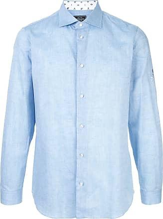 Loveless Camisa clássica - Azul