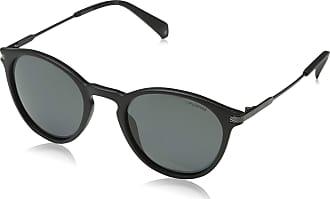 Polaroid Mens PLD 2062/S Sunglasses, Black (MTT Black), 50