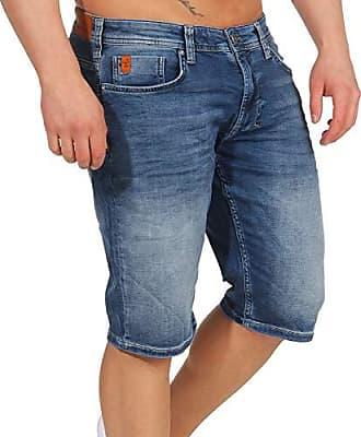 0e6907e88ed73c M.O.D Herren Jeans Shorts Thomas Kurze Hose Stretch Marne W38