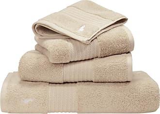 Ralph Lauren Home Player Towel - Dune - Bath Sheet