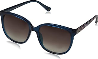 Joules Womens Wittering Sunglasses, Teal/Grey, 54