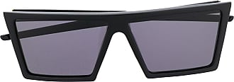 Retro Superfuture L2X square sunglasses - Black