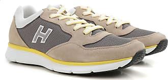 Hogan Sneaker für Herren, Tennisschuh, Turnschuh Günstig im Outlet Sale, Beige, Wildleder, 2019, 39.5 41 41.5 44