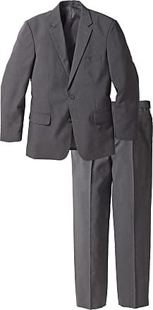 a07fc8d1289b Bonprix Herr Kostym (2 delar): kavaj och byxa i grå lång ärm -