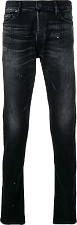 John Elliott + Co Calça jeans slim - Preto