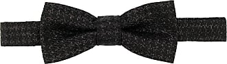 Dsquared2 houndstooth bow tie - Black