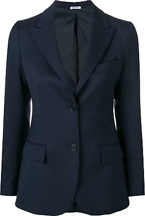 P.A.R.O.S.H. peaked lapel jacket - Blue