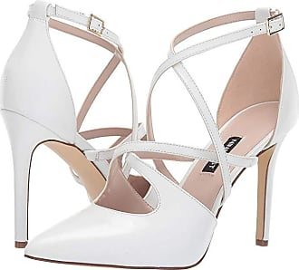 b5c0cad9da5a Nine West Tuluiza Pump (White) Womens Shoes