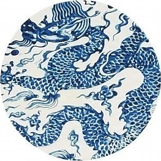 GAN Rugs Teppich Blue China rug