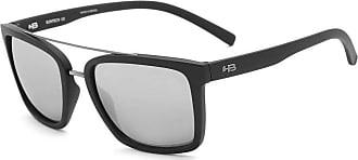 HB Óculos de Sol Hb Spencer Matte Black | Silver