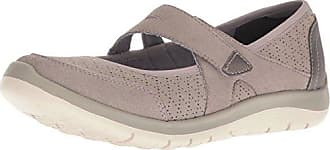 New Balance Womens Wembly Mary Jane Fashion Sneaker, Taupe, 11 D US