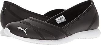 122c863aa0ef Puma Puma Vega Ballet SL (Puma Black Puma Black) Womens Shoes
