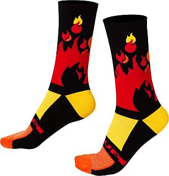 Hupi Meia Hupi Fire, Cor: Único, Tamanho: Único