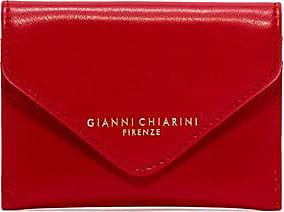 Gianni Chiarini greta small red wallet