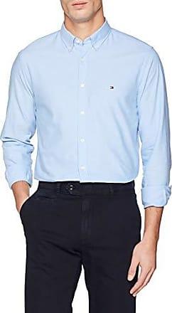 Tommy Hilfiger Heather Herringbone Shirt Chemise Casual Homme