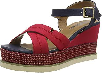 Refresh Womens 69595 Platform Sandals, Red (Rojo Rojo), 3 UK