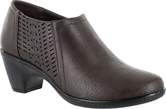 Easy Street Notch Womens Slip On