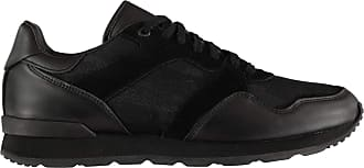 Firetrap Mens Crescent Runners Black/Black UK 11 (46)