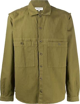 Ymc You Must Create Camisa mangas longas - Verde