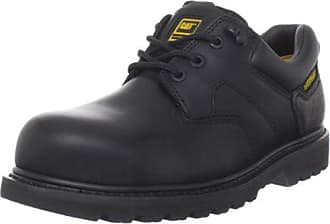 8ba4b8a5615 CAT Mens Ridgemont Steel Toe Work Boot,Black,10 M US