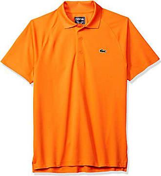 4b1dd079e3440 Lacoste Mens Sport Short Ultra Dry Raglan Sleeve Polo