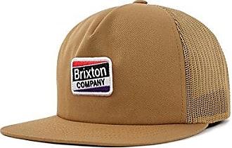 5618f075e23 Brixton Mens Worden Medium Profile Mesh Adjustable Hat