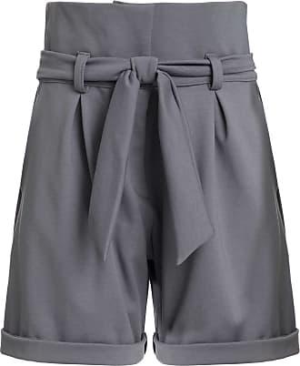 BALLETTO Shorts Clochard Cinza - Mulher - P BR