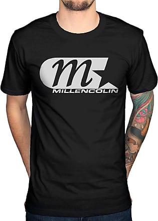 AWDIP Official Millencolin Logo T-Shirt Merchandise Black