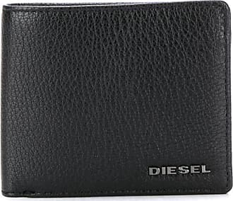 Diesel Carteira de couro - Preto