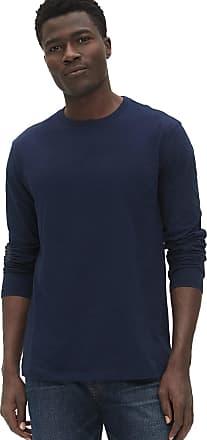 GAP Camiseta GAP Lisa Azul