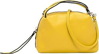 Gianni Chiarini small size alifa hand bag color yellow