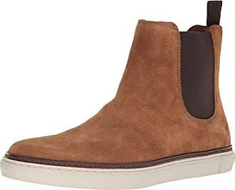 Frye Mens Gates Chelsea Boot, Brown, 11.5 Medium US