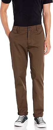 O'Neill Mens Straight Fit Classic Chino Pant Casual, Cocoa/The Standard, 34
