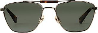 Vilebrequin Accessories - Khaki mono polarised Sunglasses - SUNGLASSES - FLINT - Yellow - OSFA - Vilebrequin