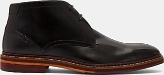Ted Baker Lace Up Leather Boot in Black CORRINS, Mens Accessories
