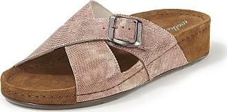 Wolkenwerk Sandals Gaya in kidskin leather Wolkenwerk pale pink