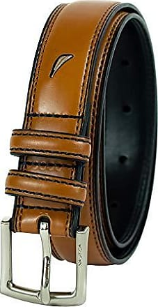Nautica Big Boys Dress Reversible Belt With Contrasting Stitch
