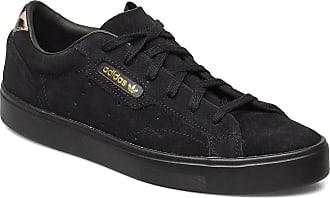 adidas Originals Adidas Sleek W Låga Sneakers Svart Adidas Originals