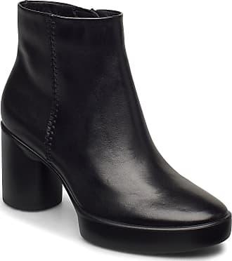 Ankel boots med dragkedja på sidan | SHEIN SE