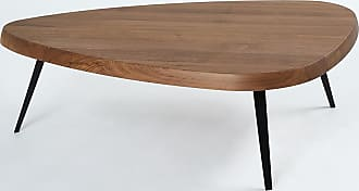 Cassina Ex-Display 527 Mexique Coffee Table in Walnut & Black