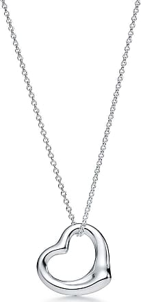 Tiffany & Co. Elsa Peretti Open Heart pendant in sterling silver More sizes available - Size 22 mm