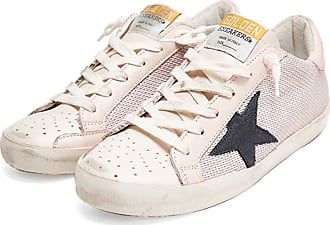 Golden Goose Womens Fashion Trainers Sneakers Mesh Breathable Casual Shoes