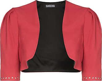 Rockins studded bolero jacket - Red