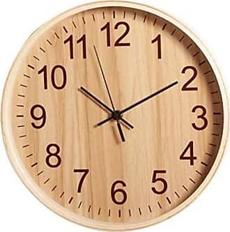 Uhren Herweg Relógio Parede Herweg Redondo Madeira Carvalho Mod: 6478296