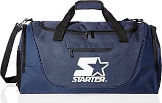 Starter 24 Duffle Gym Bag, Amazon Exclusive, Team Navy, One Size, 24