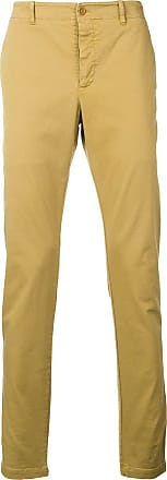 Ymc You Must Create slim fit trousers - Green