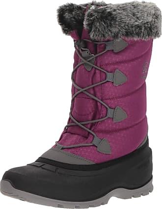 kamik Momentum2, Womens Snow Boots Snow Boots, Purple (Violet), 7 UK (41 EU)