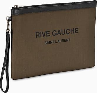 Saint Laurent Portatutto RIVE GAUCHE kaki